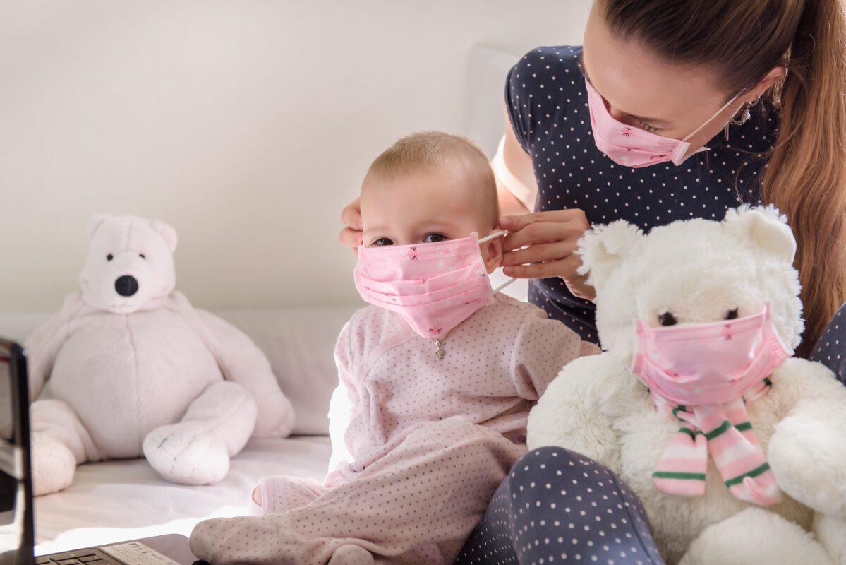 Use máscara como medida de prevenção ao coronavírus